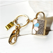 real capacity USB Flash Drive Memory Pen Drive/Stick/disk elegant Jewelry lucky flower lock S212 DD(China)