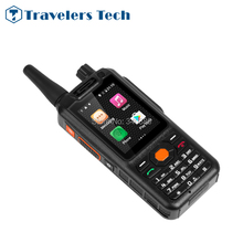 New Alps F25 2.4 Inch Small Size 4G LTE Signal Booster Smartphone Quad Core Zello Android Walkie Talkie PTT Phones VS F22