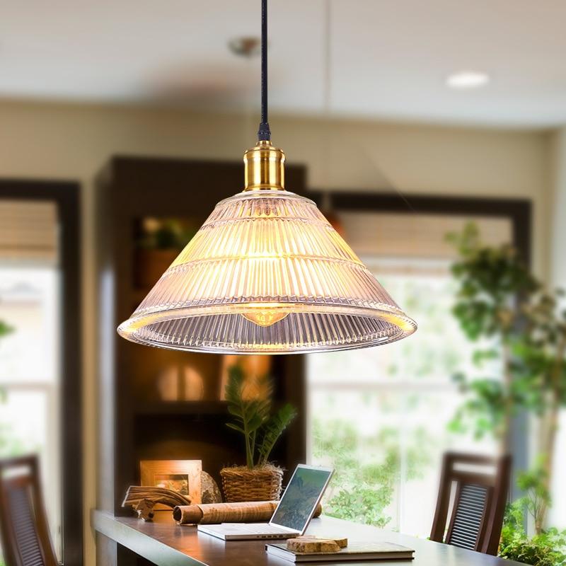 Modern D30cm Pendant Light Glass Crystal Umbrella Hanging Lamp E27 Pendant Lamp For Home Decor 110V/220V Hanging Lights WPL127<br>