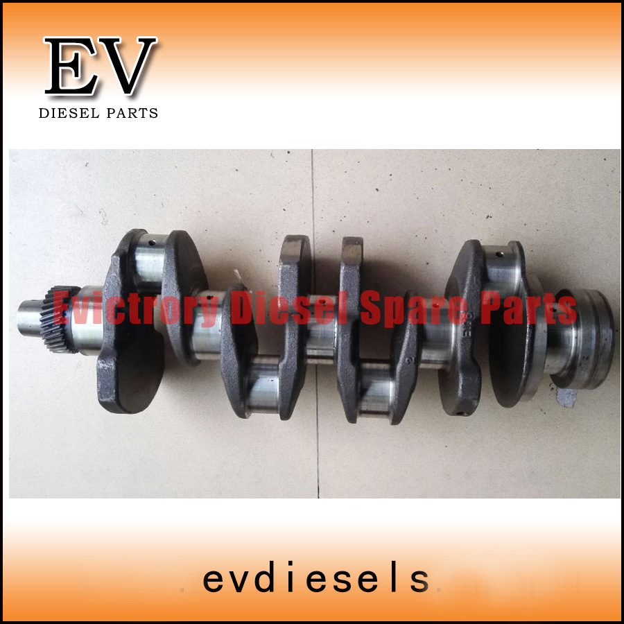 4TNV106 crankshaft