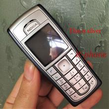 Original Nokia 6230 Mobile Phone Unlocked GSM Tri-Band Classic Bar Phone Refurbished Cellphone+ Gift(China)