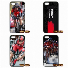 BMC Racing Cycling Bike Team Plastic Black Hard Cover Case For Microsoft Nokia Lumia 540 550 640 950 X2 XL For HTC One M10