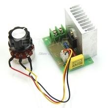 4000W High Power Thyristor Electronic Volt Regulator Speed Controller Governor #S018Y# High Quality(China)