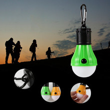 New 3LED Ultra Bright Third Gear Tunable Tents Emergency Horses Outdoor Camping Lights tent Light Outdoor Tools(China)