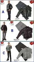 "Wild Toys WT18 1/6 Fashion Set: Sands Leather Jacket Sets : 3 Color Scheme for 12""  Action figures in stock"