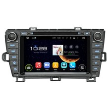 "7"" Android Car DVD Player,3g/wifi/BT GPS,Car PC/multimedia headunit Audio/Radio/Stereo for TOYOTA PRIUS 2009 2010 2011 2012 2013(China)"