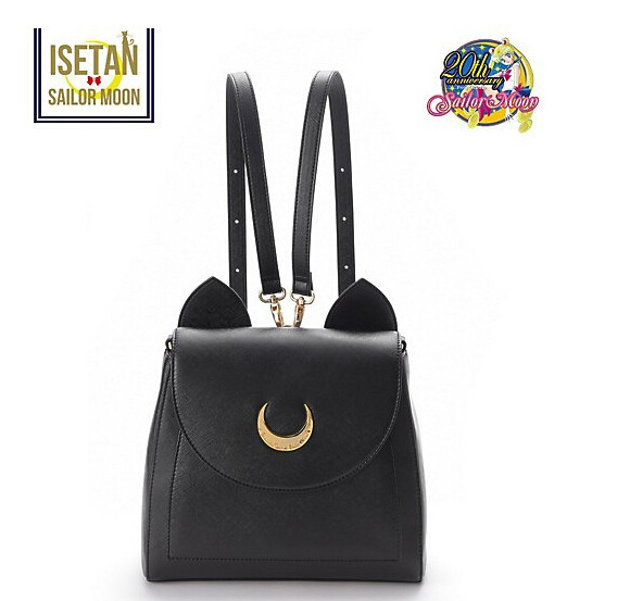 Women Samantha vega Sailor Moon 20th Anniversary shoulder diana bag backpack<br>