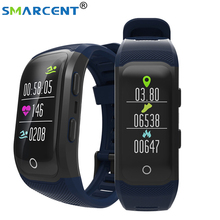 Buy G03Plus GPS Smart band IP68 Heart rate Wristband Fitness activity Tracker Smartband Bracelet Wristband xiaomi huawei iOS for $49.49 in AliExpress store