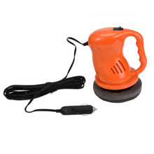 Upgrad 40W Car Polishing Waxing Machine Gloss 12V Vacuum Cleaner Car Paint Care Repair Polisher for Scratch Remover(China)