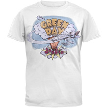 GILDAN T Shirt O-neck Fashion Casual High Quality Print T Shirt Green Day - Dookie T-shirt