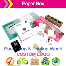 Customized master box packaging carton box printing color boxes high-grade custom-handmade gift box design Party Supplies