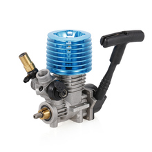 1.14CC 07 Side Exhaust Hand Pull Starter Engine for 1/8 1/10 RC Car SUV Truck Off-Road Buggy On-Road Racing Cars Engine(China)
