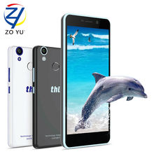 "THL T9 Smartphone 4G 5.5"" HD Fingerprint Mobile phone Android 6.0 MTK6737 Quad Core 1.3GHz Cellphone1GB+8GB senior phone"
