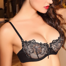 Buy Lilymoda Women Sexy Hot Erotic Transparent Lingerie Ultrathin Bra Brief Set Lace Embroidery Seamless Panties Underwear Brassiere