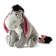 30CM Winni The Eeyore Donkey Plush Toys Giant Stuffed Animals Kids Gifts Cute Soft Toys For Children Boys Girls Doll pelucia