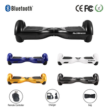"Bluetooth  6.5"" Self Balance Electric Scooter with Remote Control & Bag DE Warehouse Free DHL Shipping (Megawheels TW01-1B-14)"