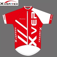 2017 Custom made Pro racing Team clothing short sleeve cycling Jersey A+ quality Quick Dry bicycle clothing men red cycling wear