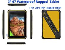 2015 original IP68 shockproof waterproof tablet pc untra thin cell phone 3G Smartphone Rugged unlocked Android Tablet phone(China)