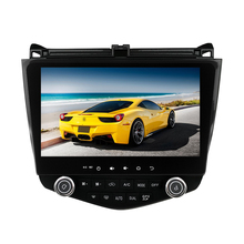 "1024*600 Quad core Android 10.1"" Car radio GPS Navigation for HONDA Accord 7th 2003-2007 with wifi bluetooth mirror link(China)"