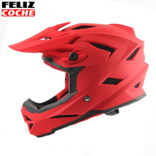 Off Road Motorcycle Helmet, Motorbike Motocross Off Road Racing /Downhill Bike Helmet Rock Star Cross Atv Bicycle A2336(China)