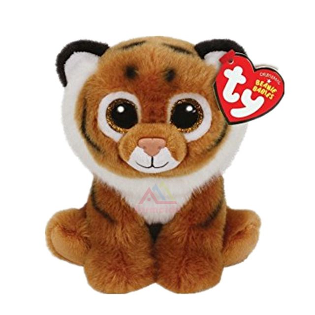 sermoido-TY-6-Beanie-Boos-Brown-Tiger-Reg-Plush-Collectible-Soft-Big-Eyes-Plush-Animal-Toys.jpg_640x640_