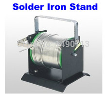 New Arrival Solder Iron Stand Soldering Iron Reel Wire Holder(China)