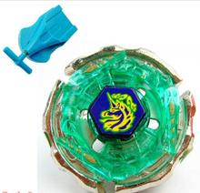 Beyblade Toys BB71 Spin gyro toy Kids Games with Blue Launcher Halloween gift YH3471-1(China)