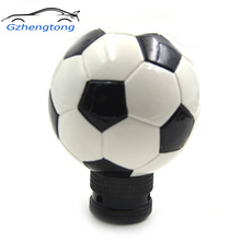 Gzhengtong Universal Manual Interior Parts Gear Stick Shift Shifter Lever Knob Hero Football Fans Shift Knob(China)