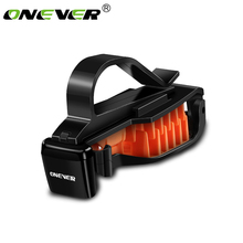 Onever Universal Car Sun Visor Mount Glasses Clip Sunglasses Holder Portable Sunglasses Cases Storage Holders Car Accessories(China)