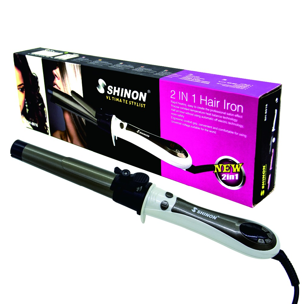 Hair Curler Automatic  Ceramic Hair Curlers Multi Function Curling Iron Wand Wave Curler Professional Styling Tools<br>