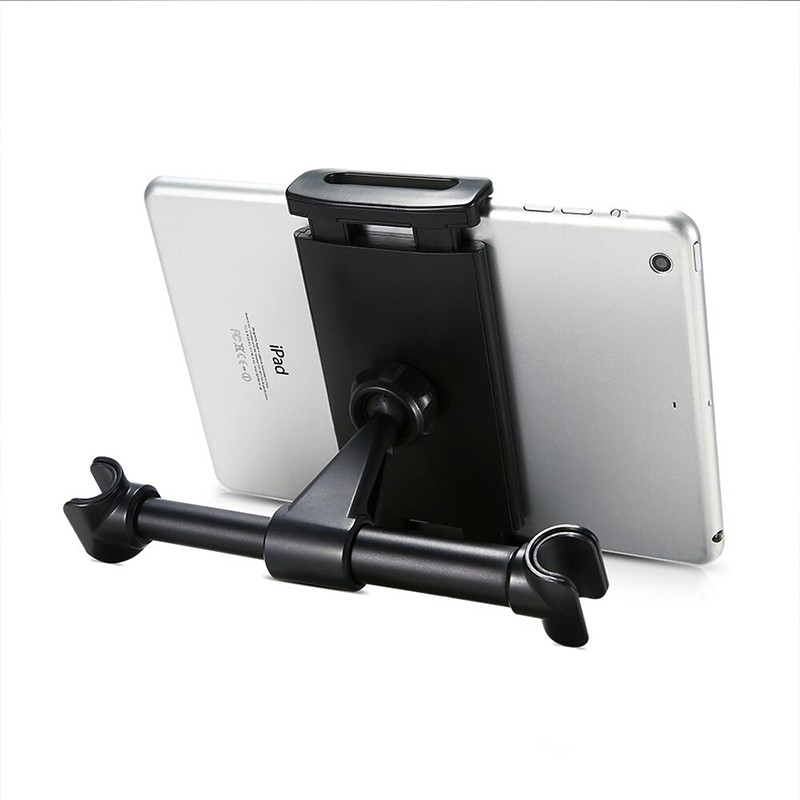 Car Phone Holder Back Seat Tablet Bracket 4-11 Inch 360 Degree Car Holders For iPhone X 8 iPad 2 3 4 Mini Mi Pad 2 3 Mediapad (14)