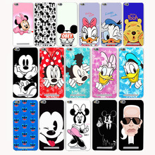 1761G cute Mickey & Minnie New fundas Hard Case for Nokia Lumia 640 case cover coque for Lumia 640 case