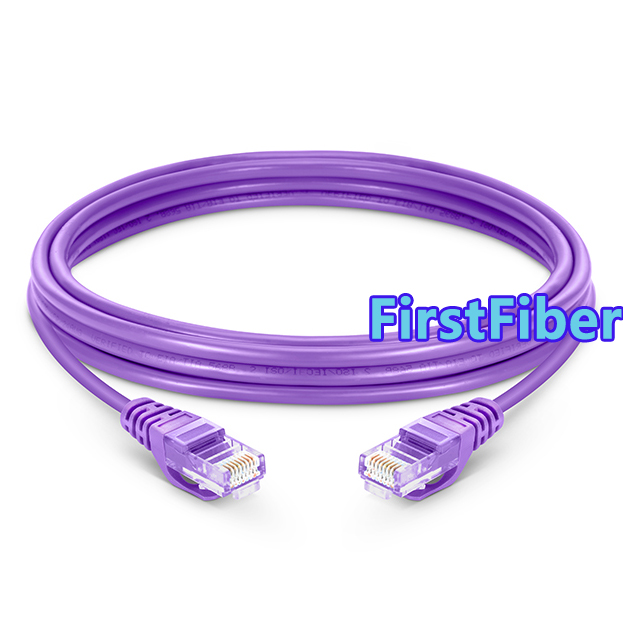 NEW Snagless Ethernet Patch Cable Networking Cat5e Ethernet Patch Cord RJ45 LAN
