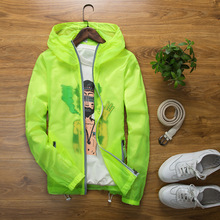 1pcs Men's Plus size Mountaineering jackets coats 2017 Autumn Breathable ultra-thin hoodies Coats Man Travel jacket coats Boys