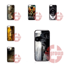 S.T.A.L.K.E.R For Apple iPhone 4 4S 5 5C SE 6 6S 7 7S Plus 4.7 5.5 Soft TPU Silicon Phone Cover Case Coque