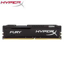 Original Kingston HyperX FURY DDR4 2400MHz 8G 16G RAM Desktop RAM Computer Memory Stick
