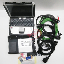 07/2017 Newest MB Star C5 SD Connect Compact 5 with Toughbook cf19 + XENTRY/DAS for MB Star Diagnosis C5 Ready to Use