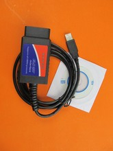 high quality usb elm327 v 1.5 from china obd ii can-bus Automotive OBD2 Scan Tool interface cable