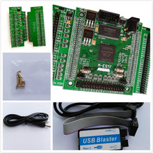E6 altera fpga board altera board fpga development board EP4CE6f17C8N NIOS II board+ SDRAM +USB DC-5V POWER