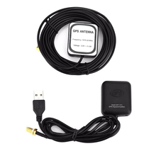 Universal GPS Antenna Navigation System Amplifier Car Signal Repeater Receiver Transmitter Vehicle GPS Signal Amplifier Booster()