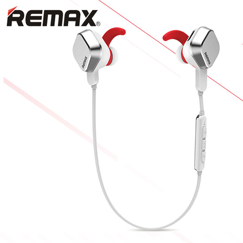 Remax RM-S2 Bluetooth sports headphone Base-Driven High Performance Stereo earphone with Microphone and In-Line Control S2<br><br>Aliexpress