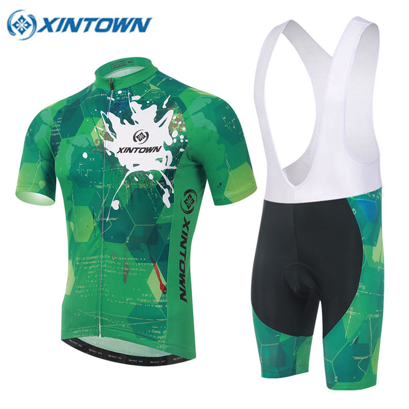 XINTOWN Summer Cycling Clothing/Quick-Dry Cycle Clothes/Race Bicycle Wear Ropa Ciclismo/MTB Bike Maillot Cycling Jersey 2017<br><br>Aliexpress