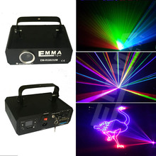 hot selling graphics text writing Full Colour mini laser light projector