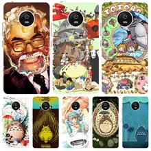 Studio Ghibli Ghiblies totoro case cover for For Motorola Moto G5 G4  PLAY PLUS   ZUK  Z2 BQ M5.0