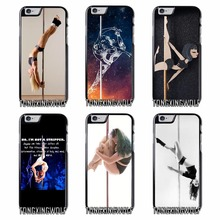 Pole dancing Fitness Cover Case for Samsung Galaxy S4 S5 S6 S7 S8 Edge Plus Note 2 3 4 5 8 j2 j5 j7 Grand Neo Core Prime(China)