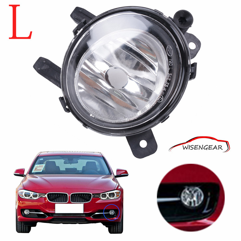 Left Side Bumper Fog Lights For BMW F22 F30 F35 3 Series 2012 2013 2014 2015 Part number 63177248911 C/5<br><br>Aliexpress