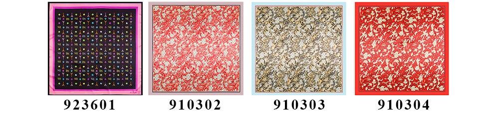Square print scarf (4)