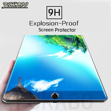 9H Tempered glass for apple ipad mini 1 2 3 mini 4 Screen Protector guard Film for ipad Air 1 2 glass For ipad 2 3 4 Pro glass(China)