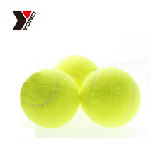 3 Pieces Yellow Tennis Balls Sports Tournament Outdoor Fun Cricket Beach Dog Wholesale
