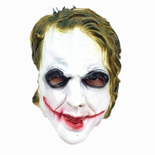 Movie New Batman The Dark Knight Joker Masks Mardi Gras Mask Halloween Party Masquerade DC Movie Cosplay Scary Clown Masks